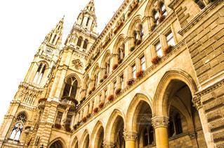 ウィーンの街並みの写真・画像素材[2391610]