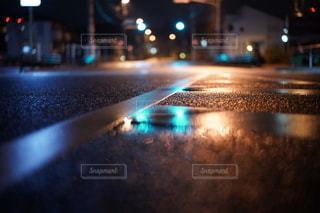 路面注意!の写真・画像素材[2734094]