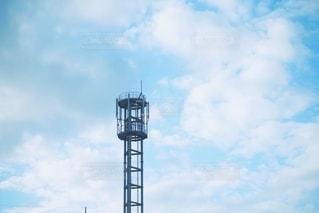 電波塔の写真・画像素材[2872019]