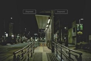 終電に間に合わない。の写真・画像素材[3182096]