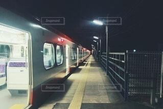 最終電車。の写真・画像素材[4069614]