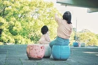親子の絆。の写真・画像素材[4359907]