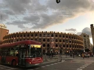 バレンシア 闘牛場の写真・画像素材[2392046]