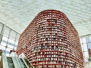ピョルマダン図書館の写真・画像素材[2395963]