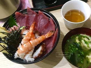海鮮丼の写真・画像素材[2437265]