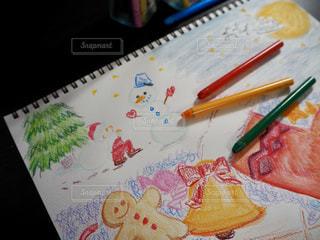 クリスマスのイラストの写真・画像素材[2771097]