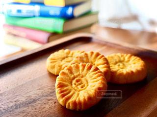 弁護士バッジ風クッキーの写真・画像素材[3033907]