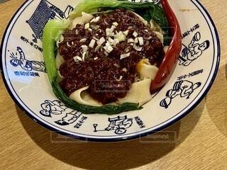 ビャンビャン麺の写真・画像素材[3677602]