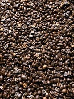 ブレンドされたコーヒー豆の写真・画像素材[3407417]