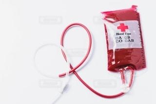 輸血バックの写真・画像素材[2392971]