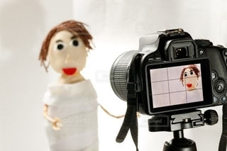 動画撮影の写真・画像素材[2392982]