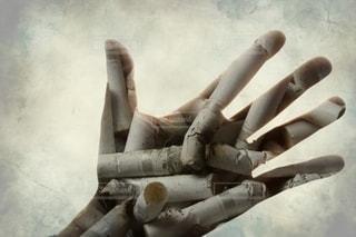 ニコチン中毒の写真・画像素材[2393005]