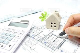 住宅設計の写真・画像素材[2393027]