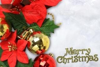 クリスマスカードの写真・画像素材[2440622]