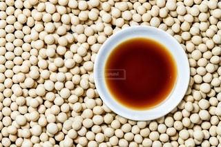 醤油と大豆の写真・画像素材[2478220]