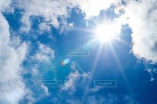 紫外線の写真・画像素材[2478228]