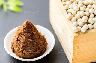 大豆と味噌の写真・画像素材[2637424]