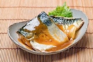 鯖の味噌煮の写真・画像素材[2637440]