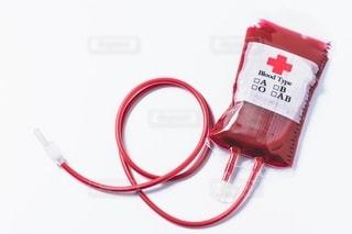 輸血バックの写真・画像素材[2757688]