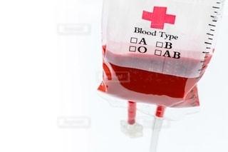 輸血バックの写真・画像素材[2757695]