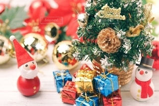 クリスマスイメージの写真・画像素材[4339616]