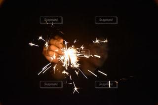 花火と僕の写真・画像素材[2400189]
