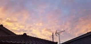 夕立の後の写真・画像素材[2401280]