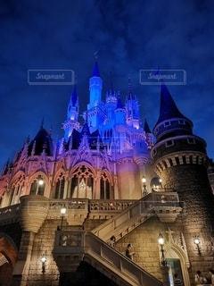 シンデレラ城の写真・画像素材[2412941]
