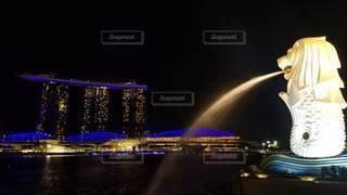 夜景の写真・画像素材[2412944]