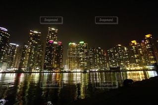 夜景の写真・画像素材[2412953]