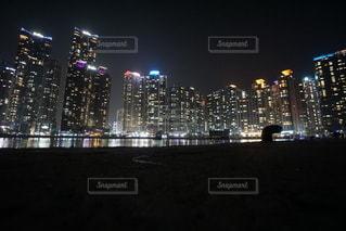夜景の写真・画像素材[2412949]