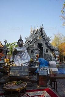 Silver templeの写真・画像素材[2412961]