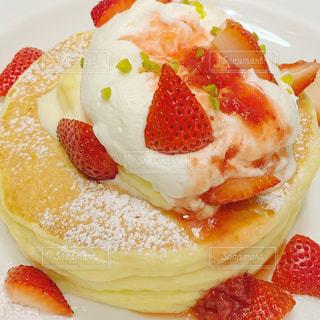 パンケーキの写真・画像素材[2424388]
