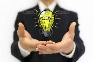 ひらめき アイデア ビジネスイメージの写真・画像素材[2991402]