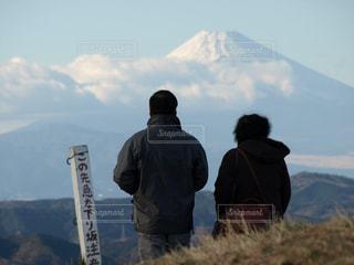 富士山を望むの写真・画像素材[2402056]