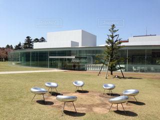 金沢21世紀美術館の写真・画像素材[2460776]