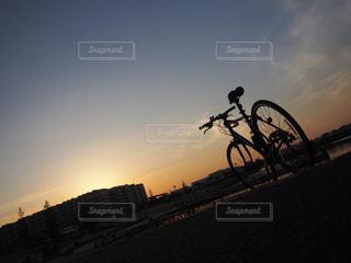 自転車の写真・画像素材[2398971]
