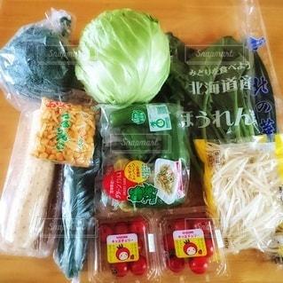 野菜がいっぱいの写真・画像素材[3045961]