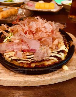 美味しい大阪の味。お好み焼きの写真・画像素材[2714335]