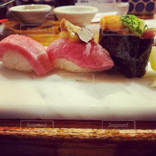 肉寿司の写真・画像素材[2400909]