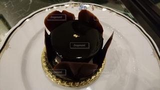 チョコレートケーキの写真・画像素材[2401254]