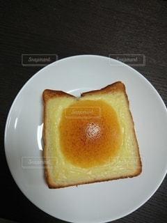 チーズトーストの写真・画像素材[2404376]