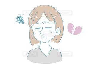 失恋イメージの写真・画像素材[2697488]
