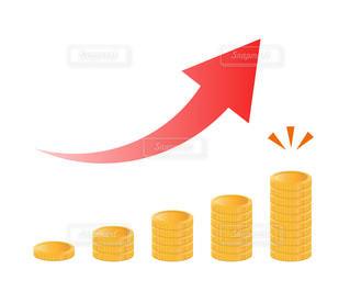 投資の上昇イメージの写真・画像素材[3314098]