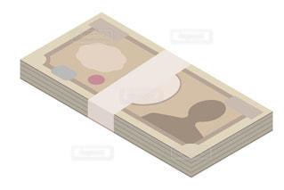 お金100万円イメージの写真・画像素材[3317090]