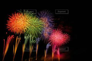 モエレ沼の花火大会の写真・画像素材[2425636]
