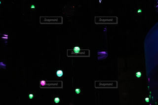 光の反射の写真・画像素材[2403386]
