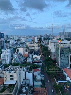 都市の眺めの写真・画像素材[2404661]