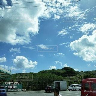 沖縄の空の写真・画像素材[2406513]