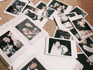 結婚式の思い出の写真・画像素材[1713966]